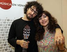 Natalia Calderón y Raúl Kiokio · Gregorio Marañon