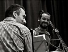 Pablo Arencibia y Luis Castellanos · Niño Jesús