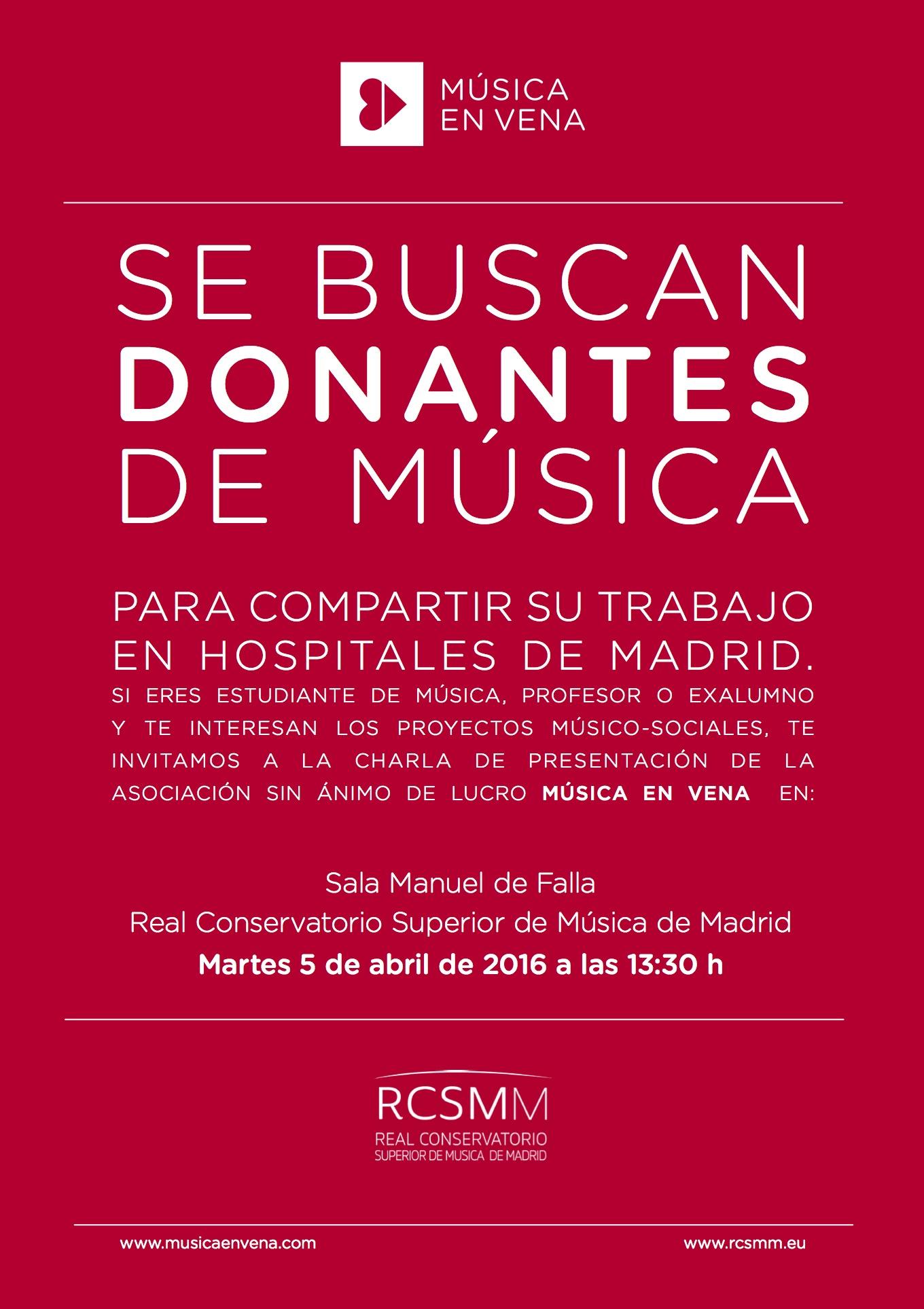 DONANTES MUSICA_RCSMM