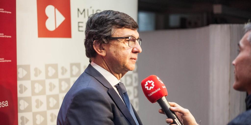 Fernando Martinez, director general de Fundación Universidad-Empresa
